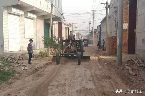 河北邢台市王官庄镇孙洼村的好书记孙焕秋