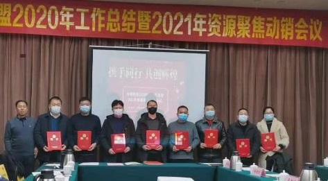 河南动销联盟邀请十多家医药企业齐聚郑州共谋合作发展之路