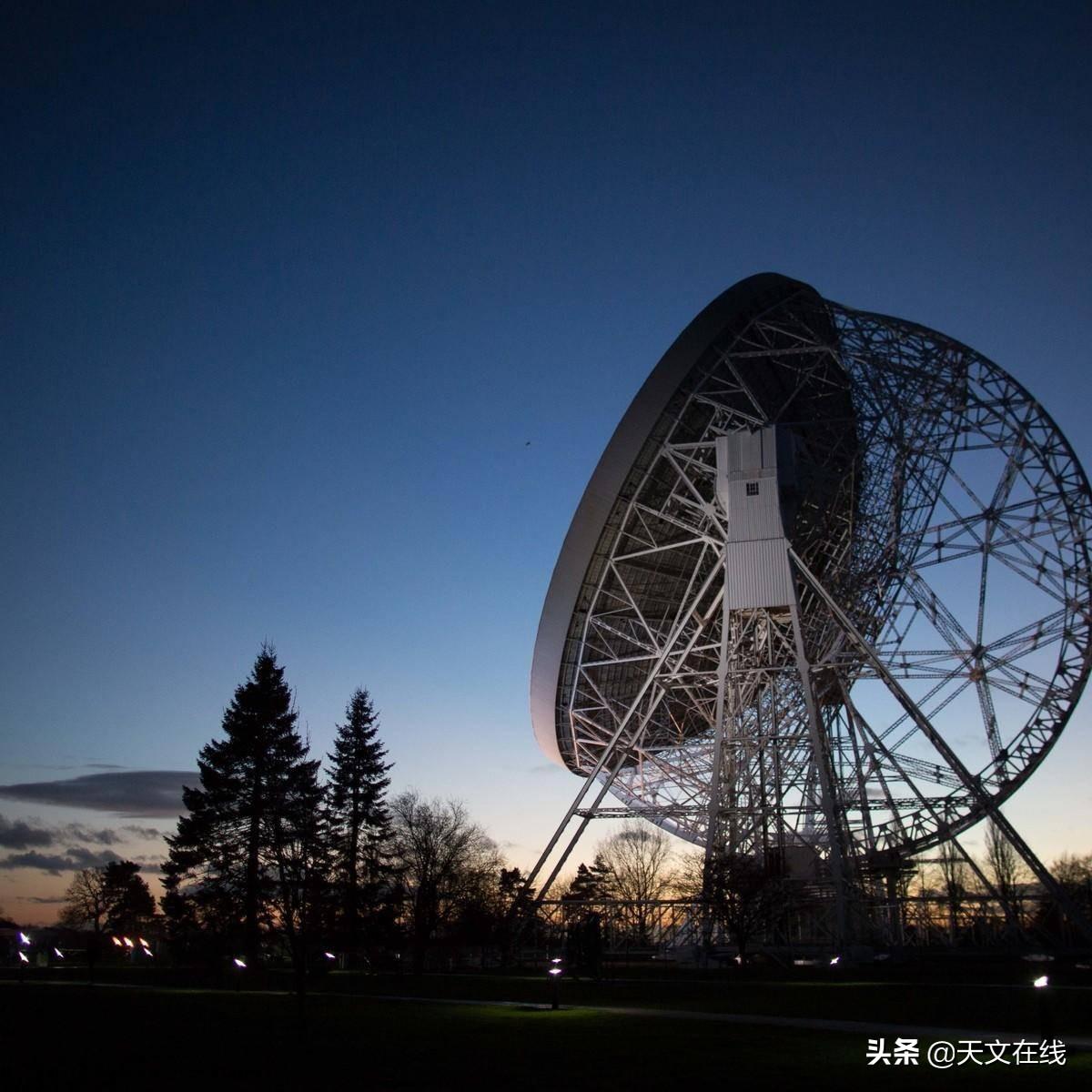 """世界文化遗址名录上又添一员""""大将"""":乔德雷尔·班克天文台"""