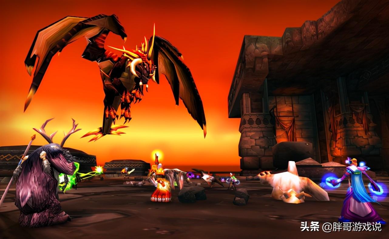 魔兽世界:P1尚未结束,地精开始炒作火抗装,P2全团都需要火抗?