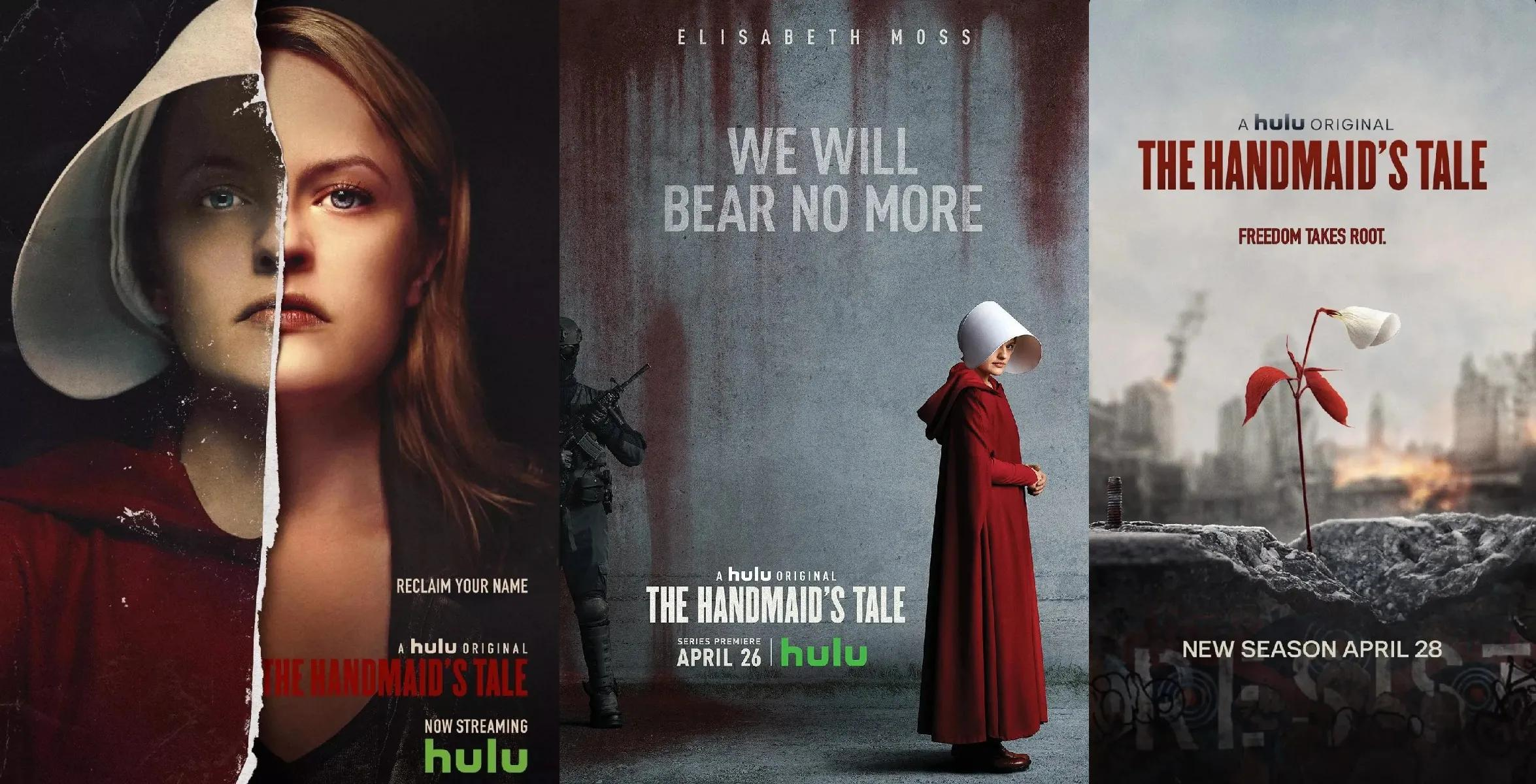 [使女的故事/The Handmaid's Tale]1-3季全集无删减 百度云高清下载图片 第1张