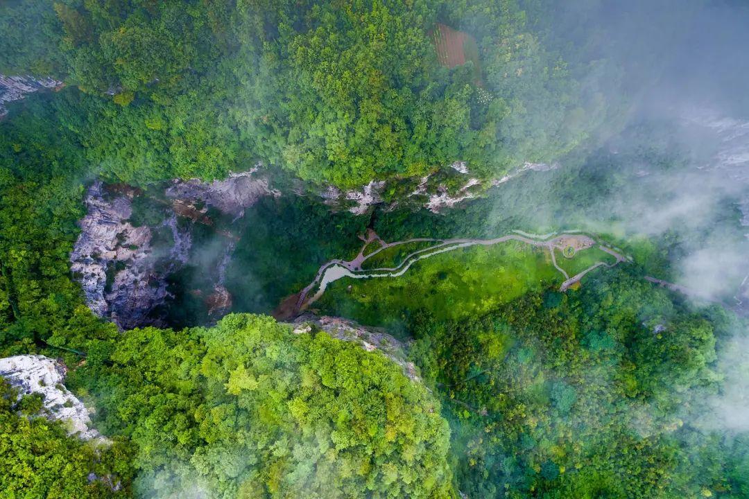 开航了!只要1.5小时,直飞张艺谋和好莱坞看中的森林公园