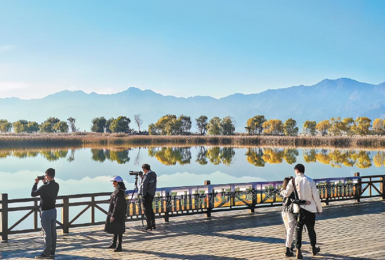 """北京蓝天""""含金量""""大幅提升!连续两年无PM2.5严重污染日"""