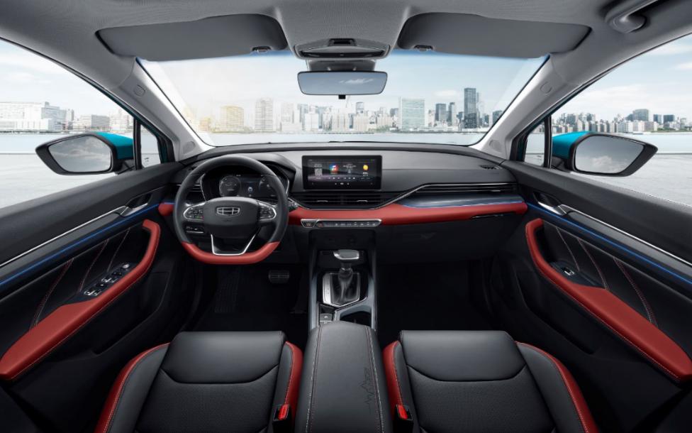预售价8.67万元起,吉利帝豪S正式开启预售