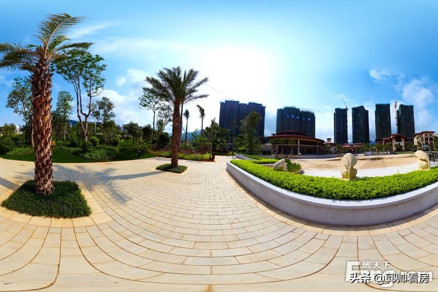 郭帅看房:惠州市惠阳区,南站新城片区,雅居乐花园