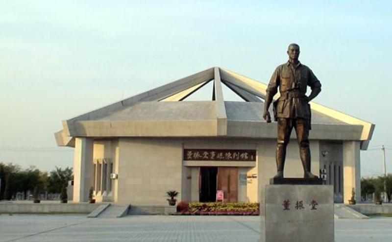 """西路军牺牲的最高将领,与""""马家军""""激战9天9夜,依然饮恨沙场"""
