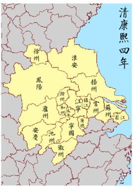 既不属于苏南、也不属于苏北,南京到底在江苏哪?