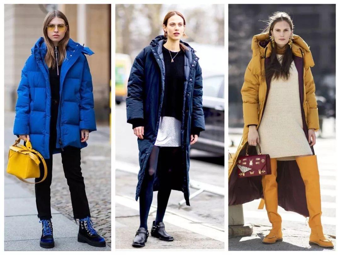 这篇超全羽绒服选款+搭配指南带你时髦过冬!