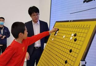 2021华为手机杯围甲联赛开幕,华为持续助力围棋文化推广