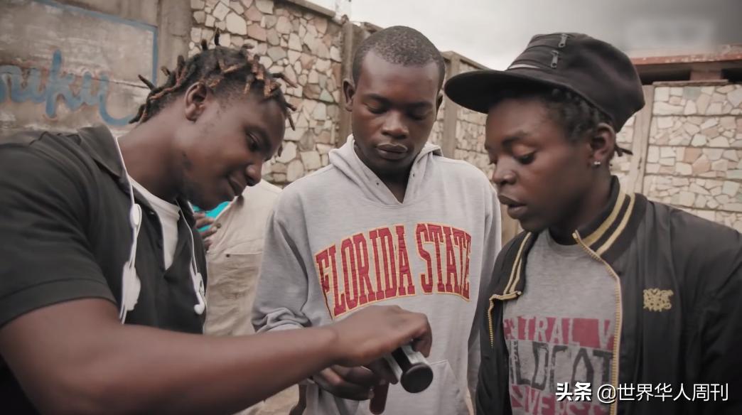 非洲小国沦陷在止咳糖浆里:年轻人一天4瓶,根本无心工作
