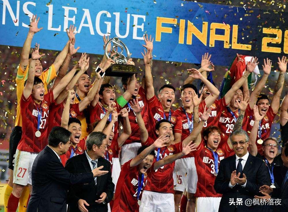 打响中超引援新时代第一枪!广州富力率先行动,日韩联赛成目标