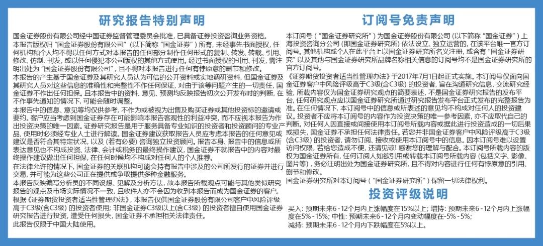 「国金研究」CXO产业图谱(一):小分子CDMO