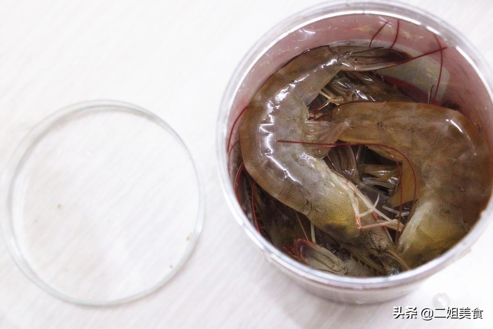 保存大蝦,直接放冰箱是錯的! 老漁民教您一招,和剛買的一樣新鮮