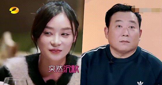 相亲饭局上钱枫问袁姗姗,是不是15岁就开始找男朋友,袁爸秒黑脸