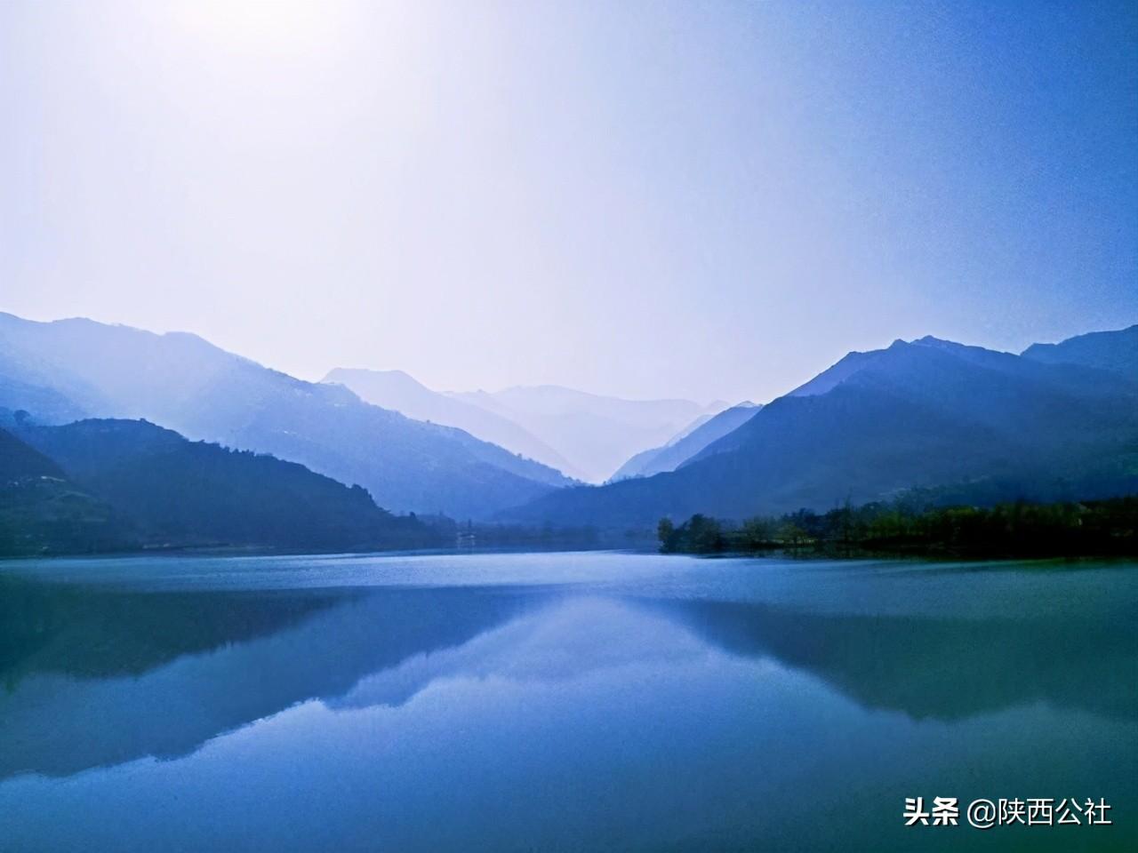 周至村落:骆峪村