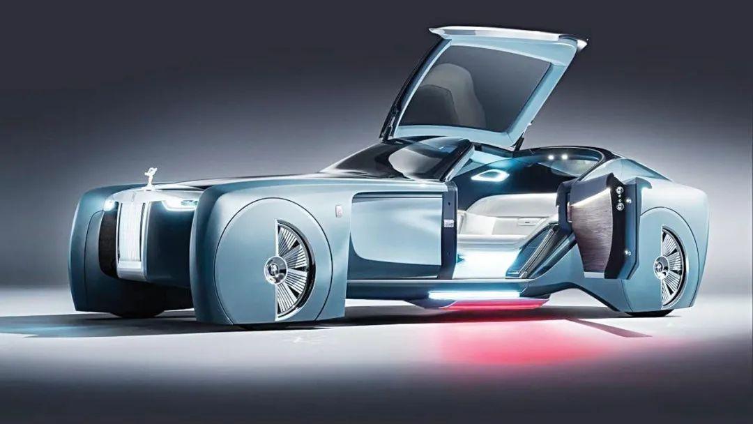 劳斯莱斯也将开启电动新时代,和宝马i7共享动力总成?