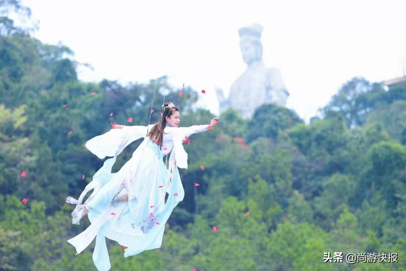 """""""两山论""""理念的鲜活样本:广东观音山国家森林公园"""