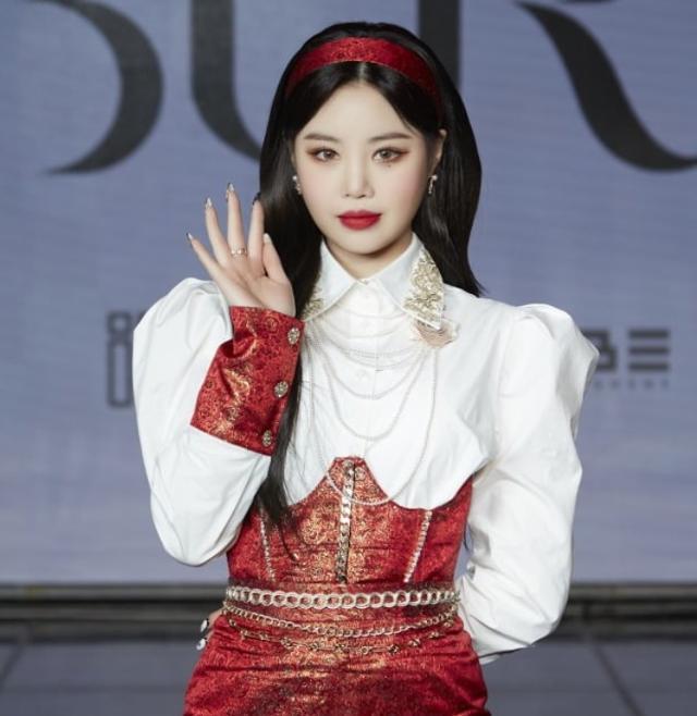 (G)I-DLE徐穗珍的校园霸凌持续升温,徐信爱发言引发争议