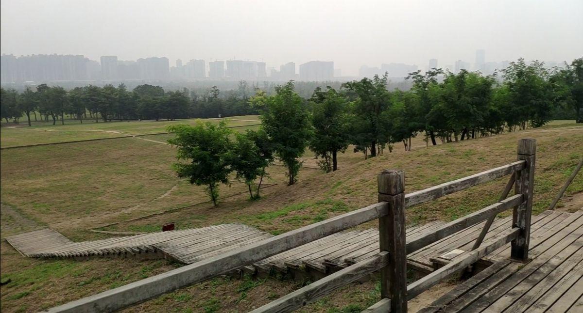 西安历史上的皇宫——汉未央宫,中国古代沿用时间最长的宫殿