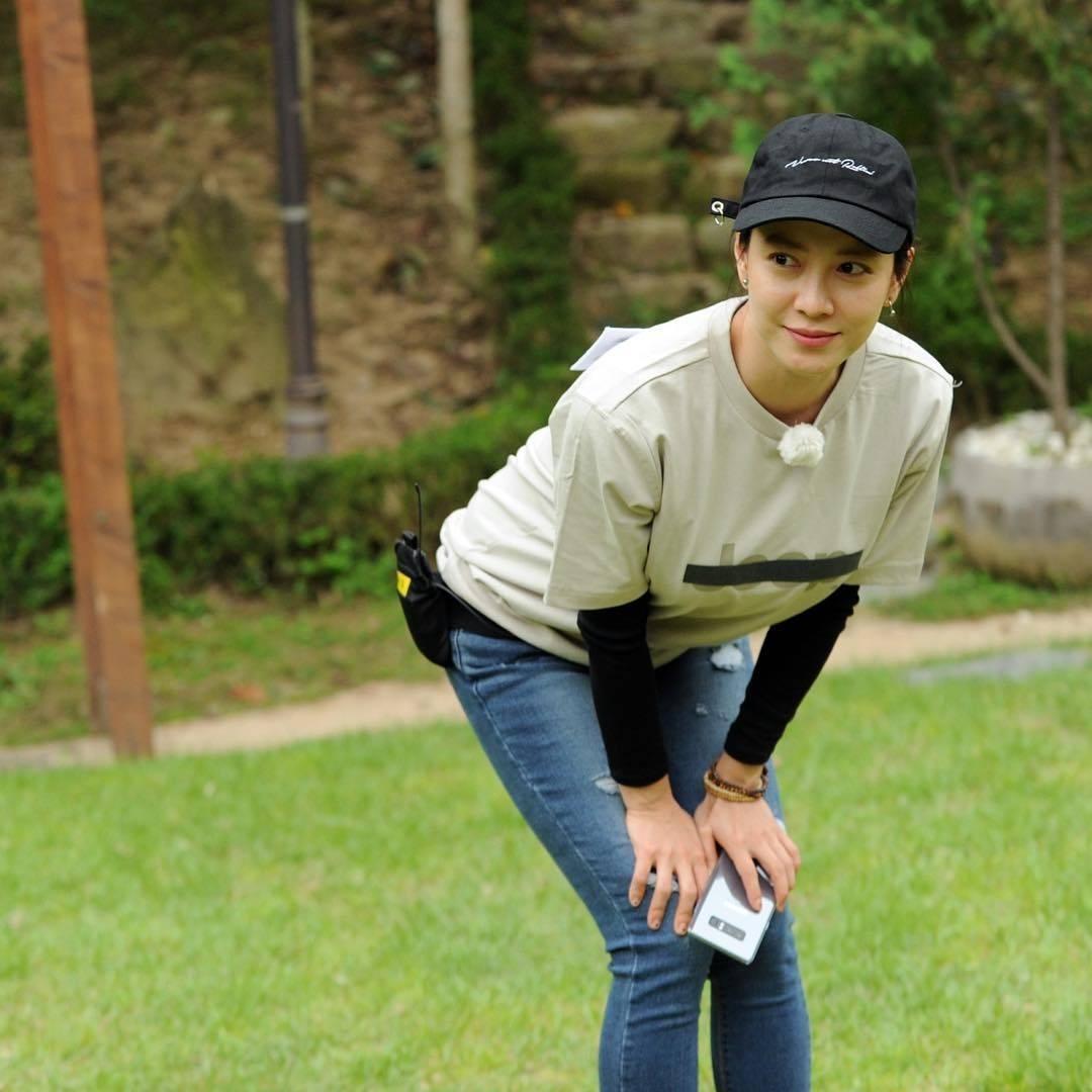 被劉在石指出在節目中話少,宋智孝遭網友吐槽:她沒有之前活躍了