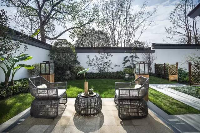 """16个""""中式庭院""""花园设计,打造气质院落,乐享诗意家居"""