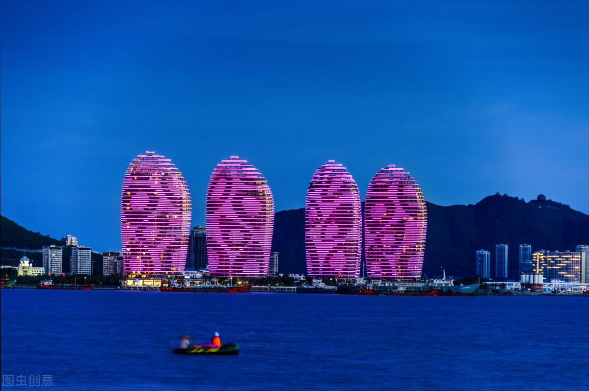 榜单:国际酒店分布榜,三亚、杭州、苏州、成都、南京和西安上榜