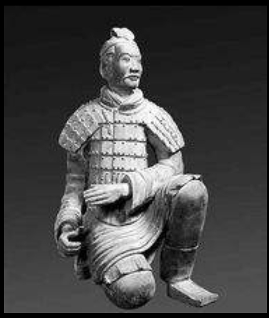 秦始皇帝和他的卫士-兵马俑