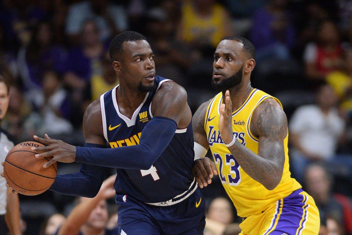 「NBA西部总决赛G2」湖人vs掘金:掘金能否反弹?
