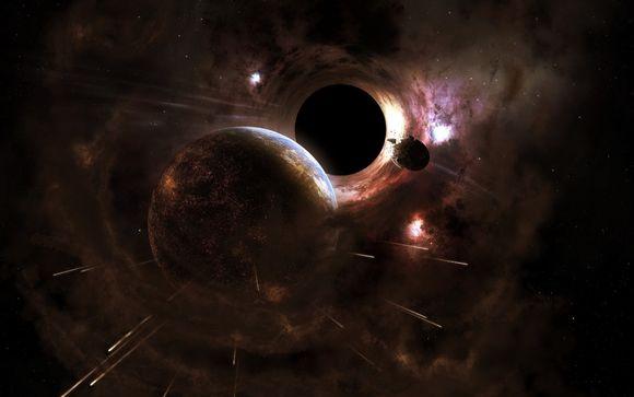 黑洞——宇宙中最神秘的天体之一,它的质量有上限吗?