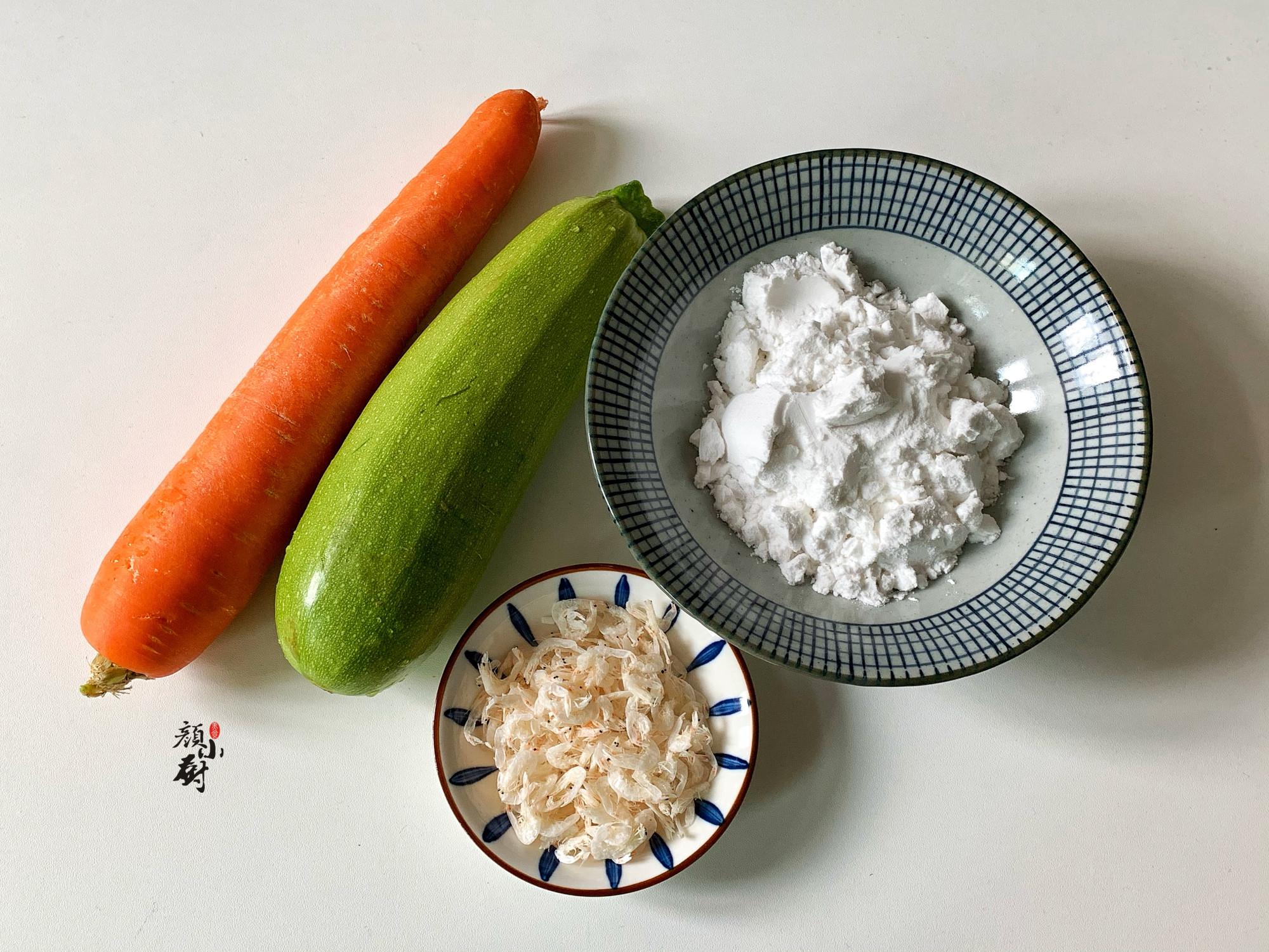 這食材最近吃得多,3元做一盤,搓成小丸子蒸一鍋,蘸料吃真香