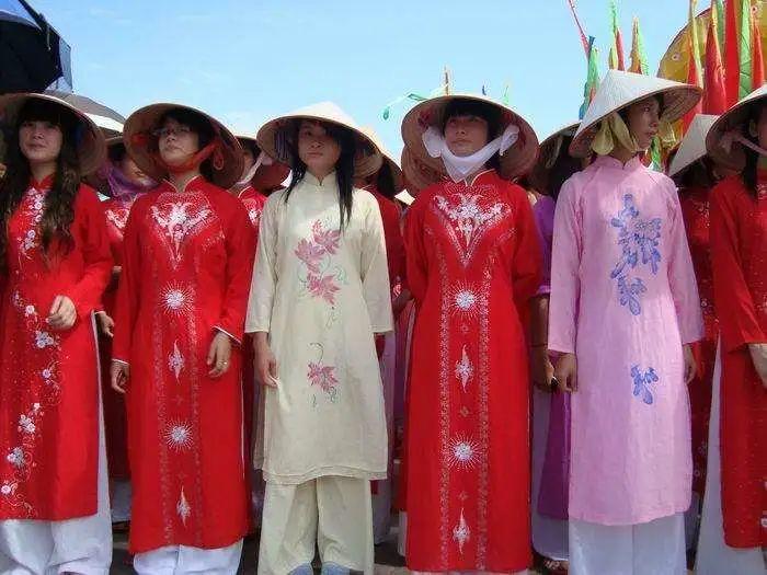 中国56个民族(四十九),京族