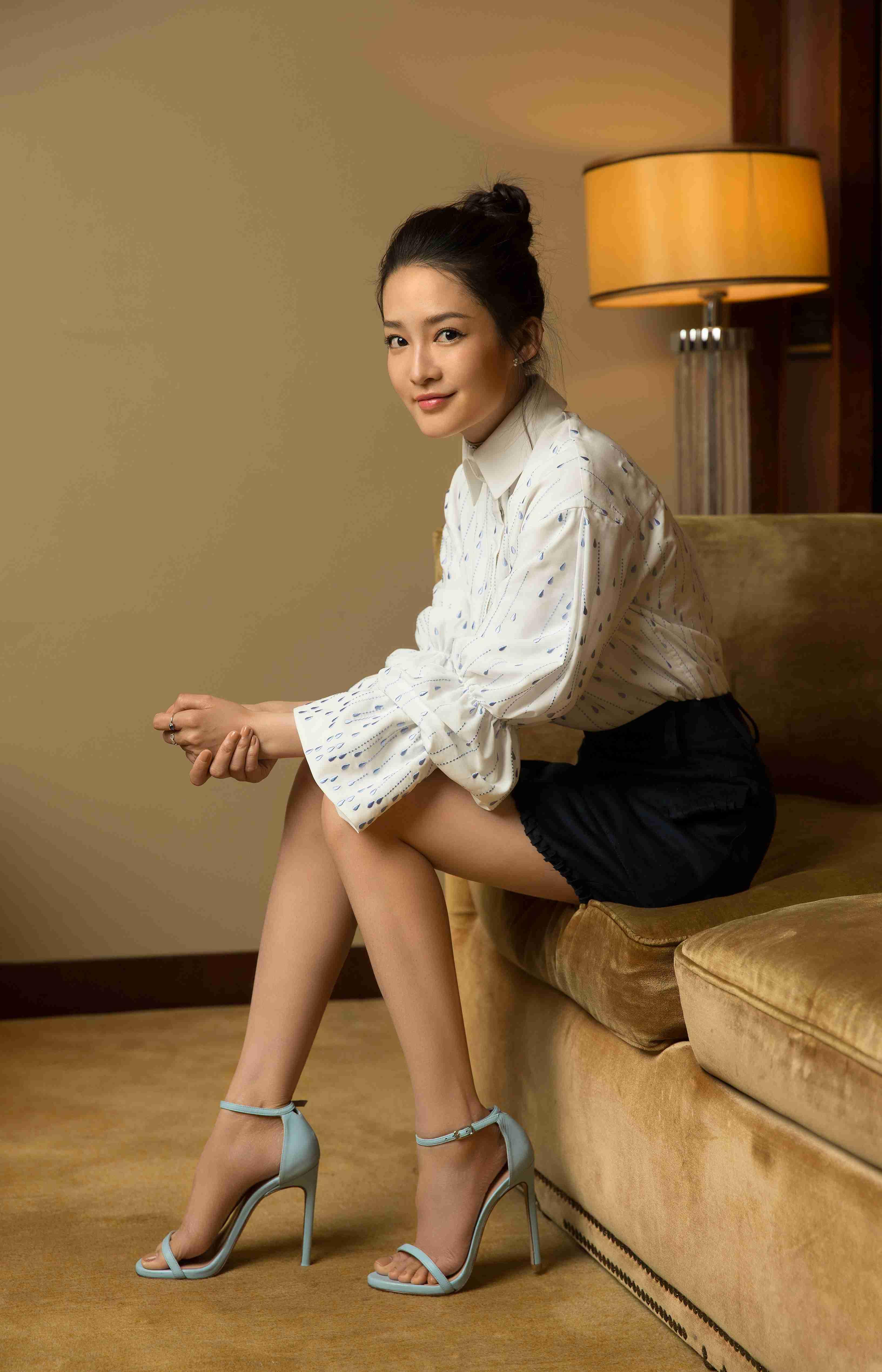 李沁工作室否认恋情:她现为单身传闻不实