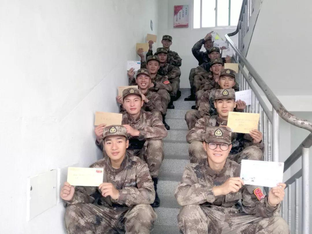「关注」新兵家长写的信,有没有感动到你?