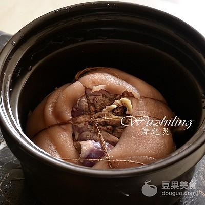 闽菜-红烧蹄髈的做法 闽菜做法 第3张