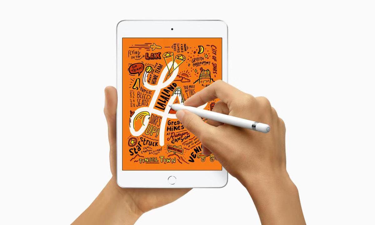苹果发布最新款iPad Air和iPad Mini,最少要是2999元