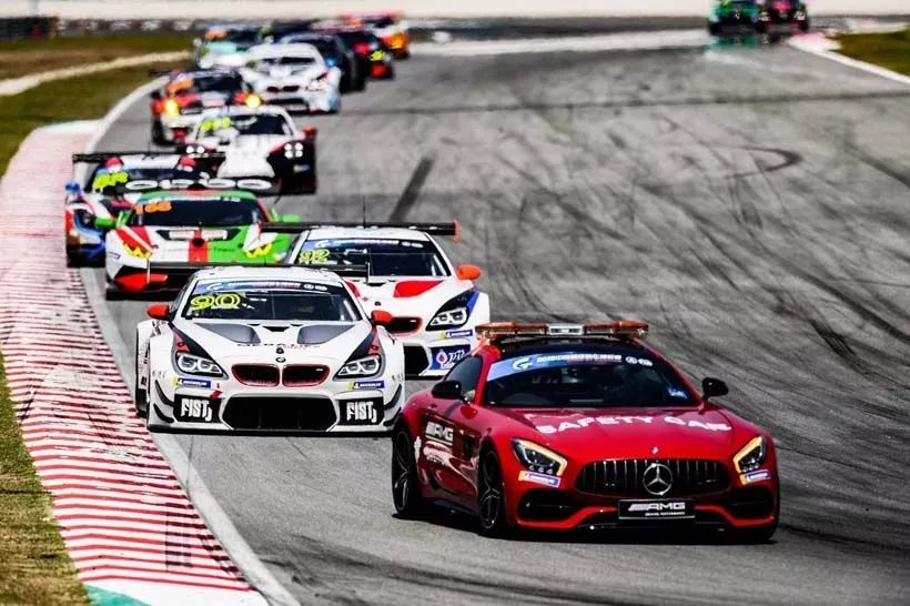 闲聊梅赛德斯-AMG近期国内外赛事