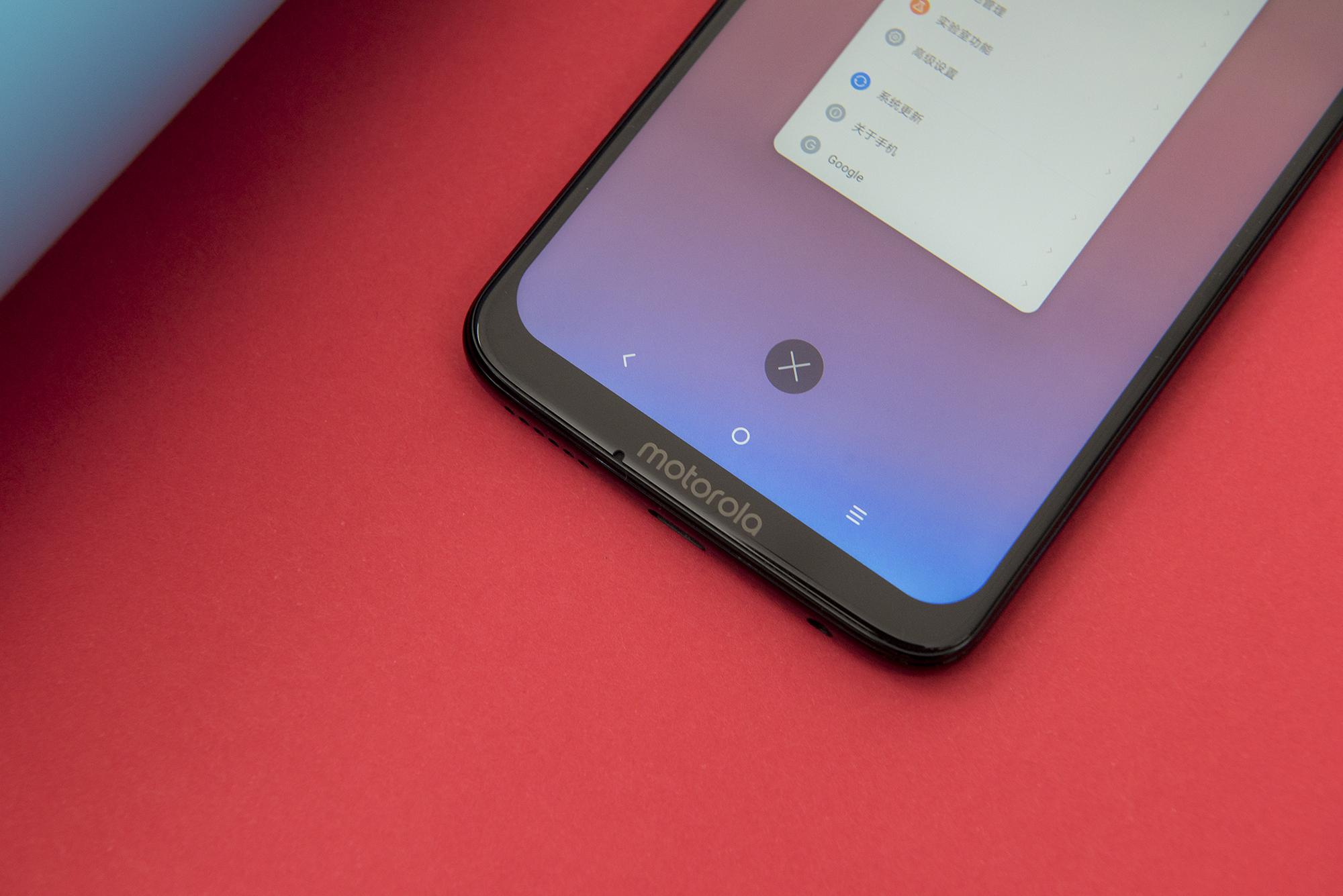 单叶双曲面三d夹层玻璃后盖板,摩托罗拉手机g7 plus深海蓝拆箱