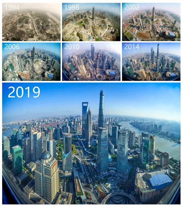 70周年,你不知道的上海丨H5·百变魔都