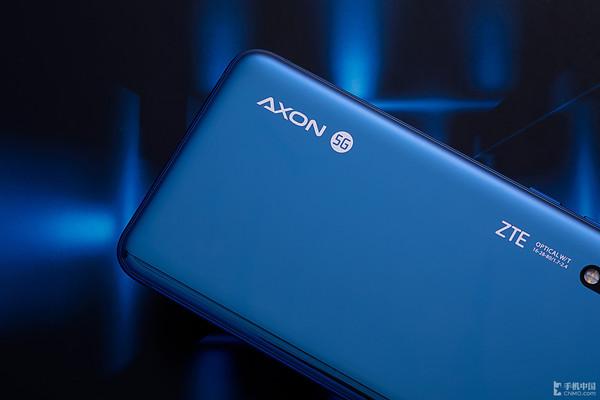 中兴天机Axon 10 Pro 5G今天发售 适用5G/4g全网通