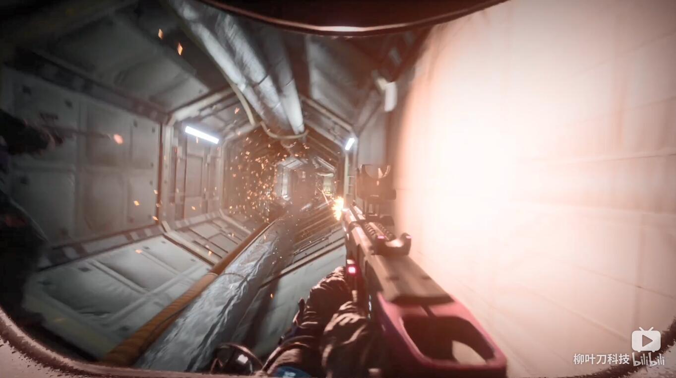 国产科幻FPS《边境计划》改名《边境》年内全球发售