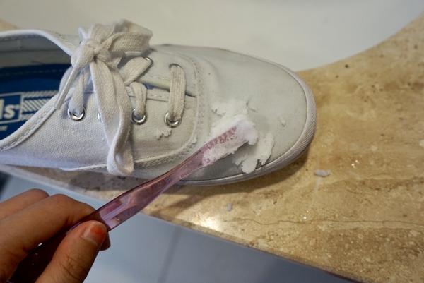 帆布鞋怎么洗,5个步骤,教你搞定它