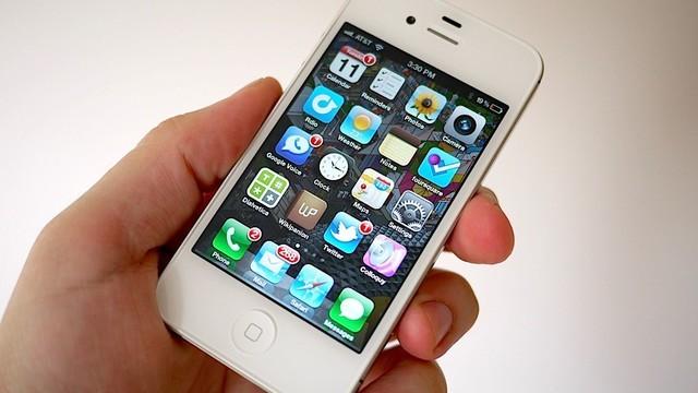 远古神机iPhone 4s店竟然得到了iOS升级