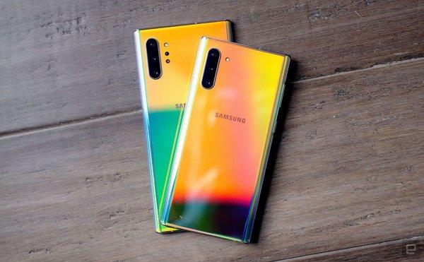 八大闪光点 三星Galaxy Note 10系列产品讲解