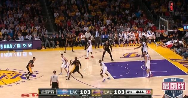 【影片】回味經典 | 林書豪指揮老大擋拆,隨後強起命中壓哨三分,Kobe最後表示我服了!-黑特籃球-NBA新聞影音圖片分享社區