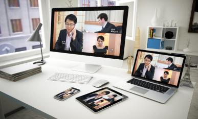 視訊會議系統如火如荼,已經成了趨勢