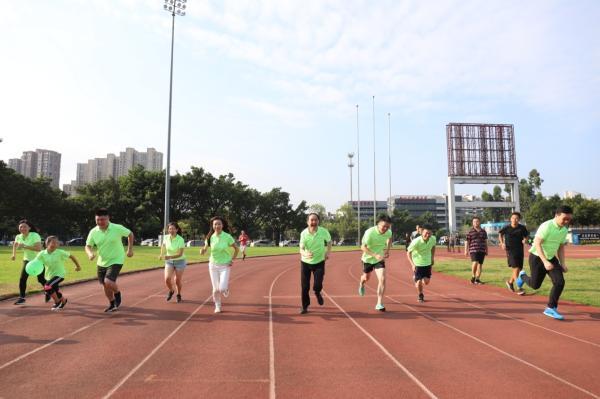 领跑绿色生活 金山红星美凯龙绿色健康跑活动