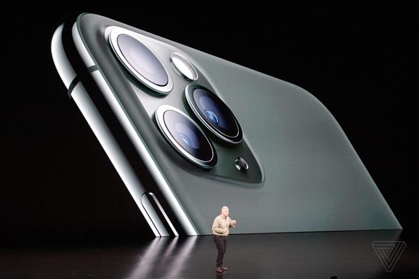 iPhone发布iPhone 11系列产品中国发行市场价!5499元起