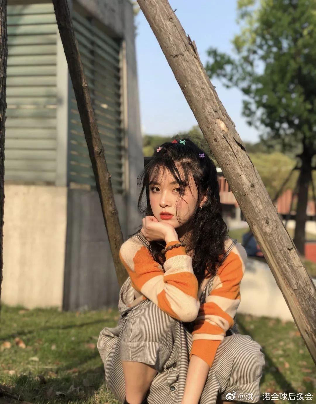 00后超强厂牌张钰琪、洪一诺,一个过分帅气,一个美到犯规