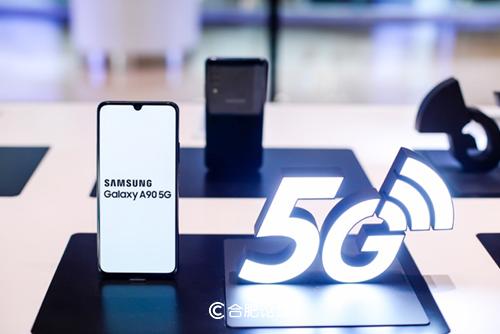 三星领跑5G再显威 Galaxy A90 5G宣布公布
