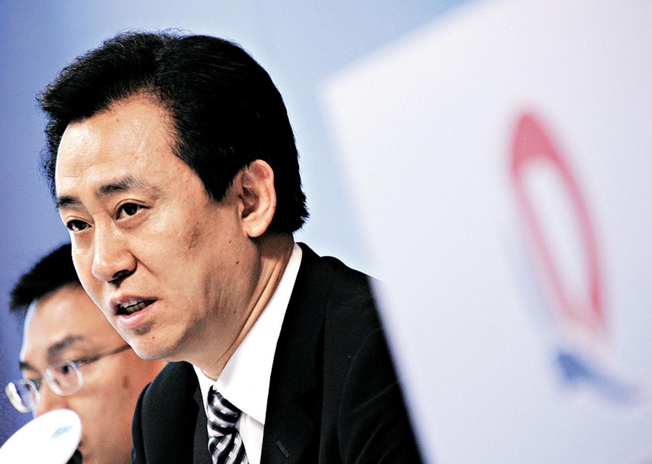 """记者:恒大选出10个中性名候选,许家印亲自拍板""""广州队"""""""